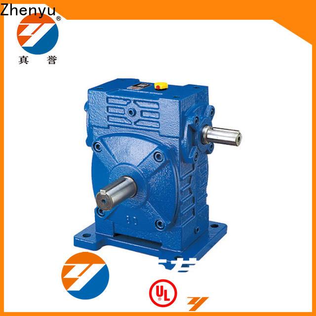 Zhenyu 22kw speed reducer motor order now for lifting
