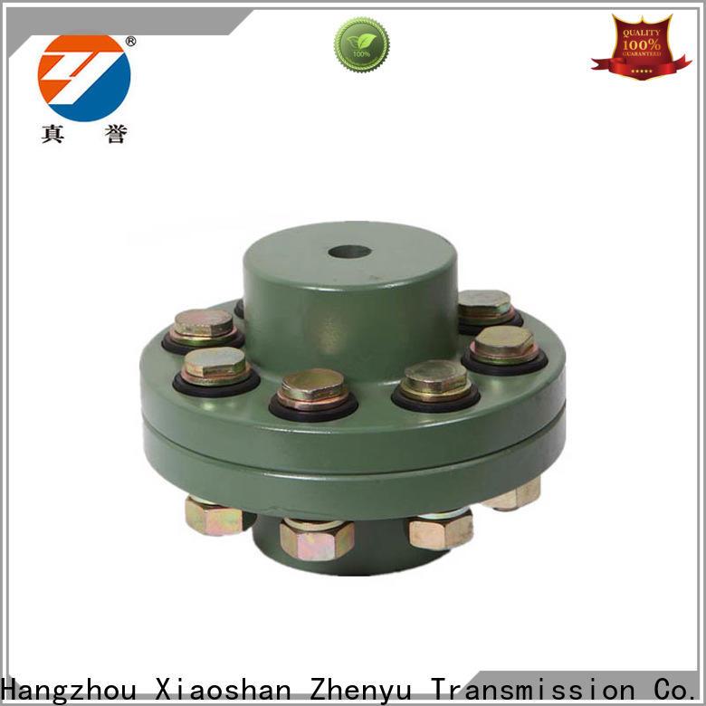 Zhenyu motor flexible gear coupling buy now for mining