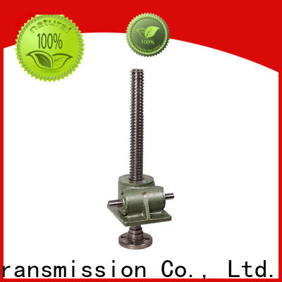 Zhenyu screw worm gear screw jack wholesale for lifting