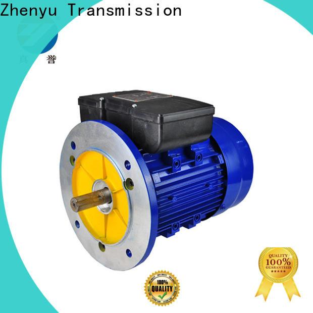 Zhenyu low cost ac single phase motor free design for mine