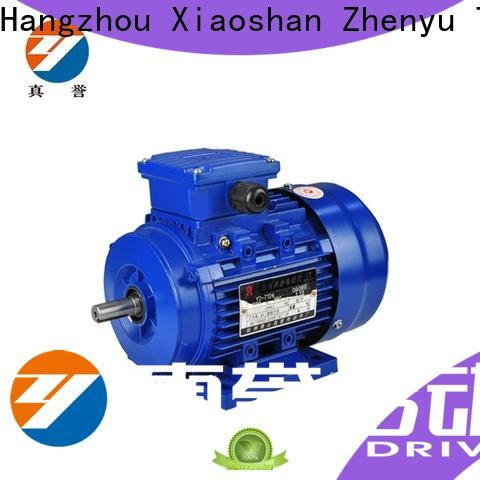 Zhenyu fine- quality 3 phase ac motor at discount for machine tool