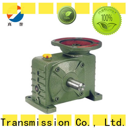 Zhenyu wpdz inline gear reduction box long-term-use for lifting