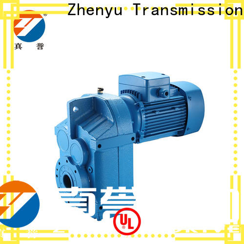 Zhenyu fine- quality sewing machine speed reducer widely-use for metallurgical