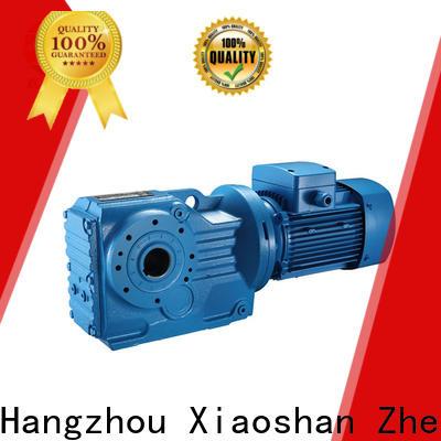 Zhenyu newly speed reducer motor free design for mining