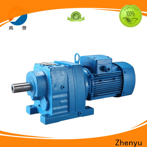 Zhenyu reduction planetary gear reducer free quote for chemical steel