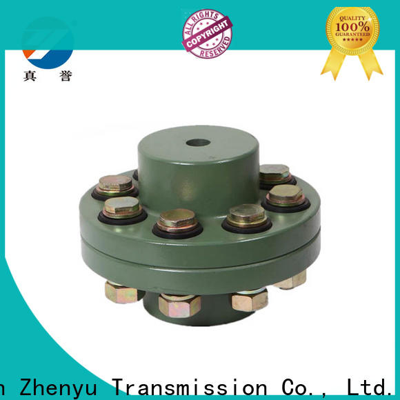 Zhenyu safety flexible coupling check now for hydraulics