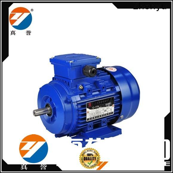 Zhenyu threephase 3 phase electric motor inquire now for mine