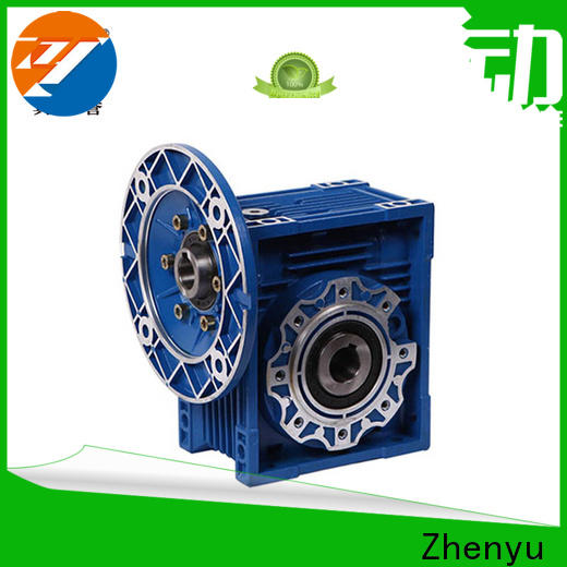 Zhenyu wpx worm drive gearbox for printing