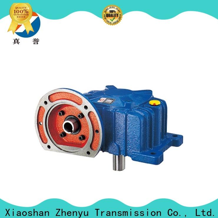 Zhenyu fine- quality gear reducers long-term-use for light industry