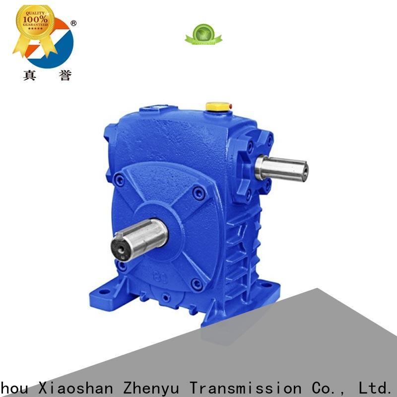 Zhenyu nmrv worm gear reducer long-term-use for construction