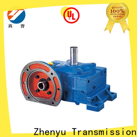 Zhenyu first-rate speed reducer motor China supplier for cement