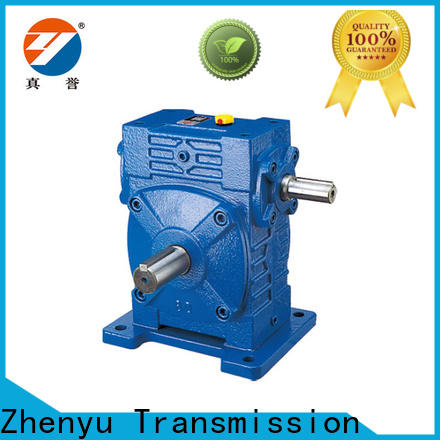 Zhenyu wpwd planetary gear reduction order now for chemical steel