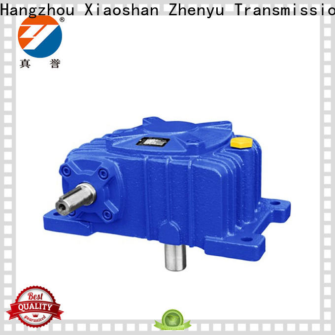Zhenyu fine- quality gear reducers free quote for chemical steel