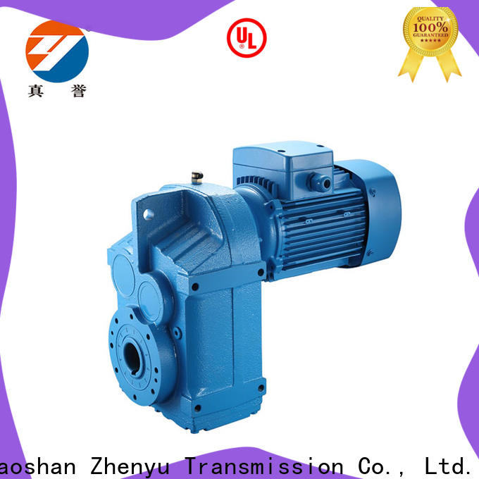 Zhenyu speed reducer motor long-term-use for cement