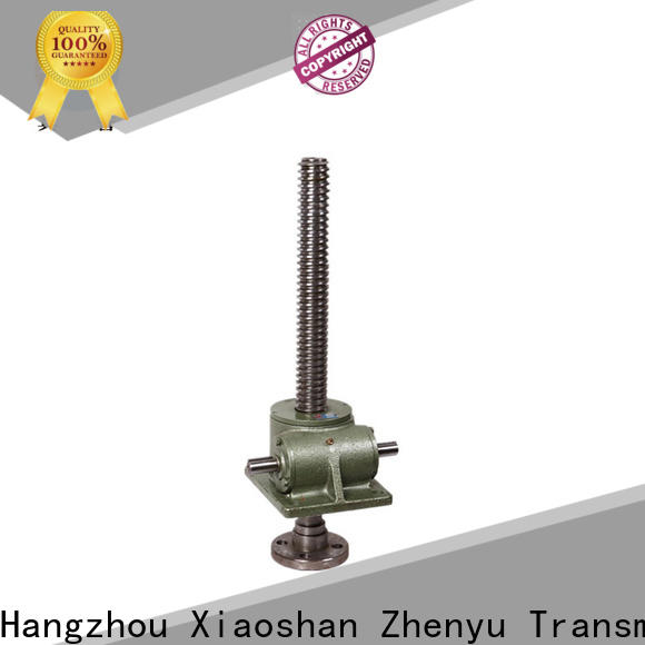 manual mechanical screw jack swl manufacturer for hydraulics