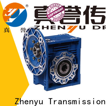 Zhenyu alloy speed reducer certifications for wind turbines