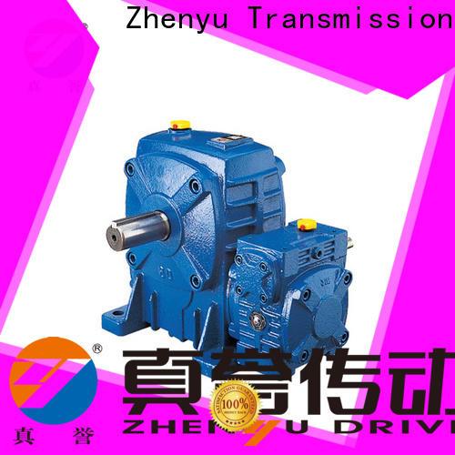 Zhenyu box gear reducer order now for mining