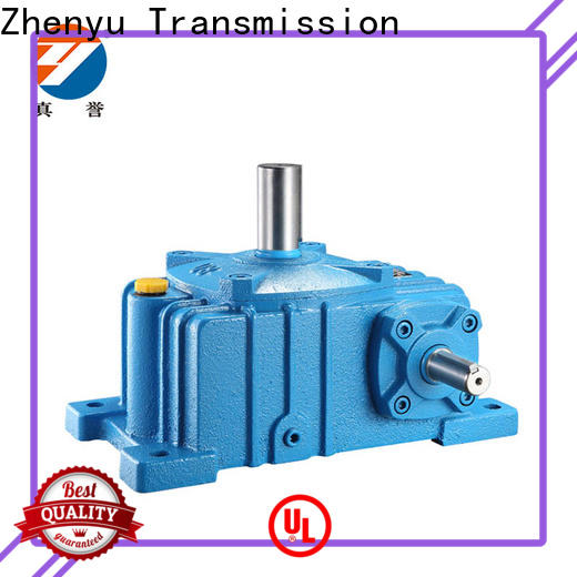 Zhenyu ratio worm gear speed reducer long-term-use for mining