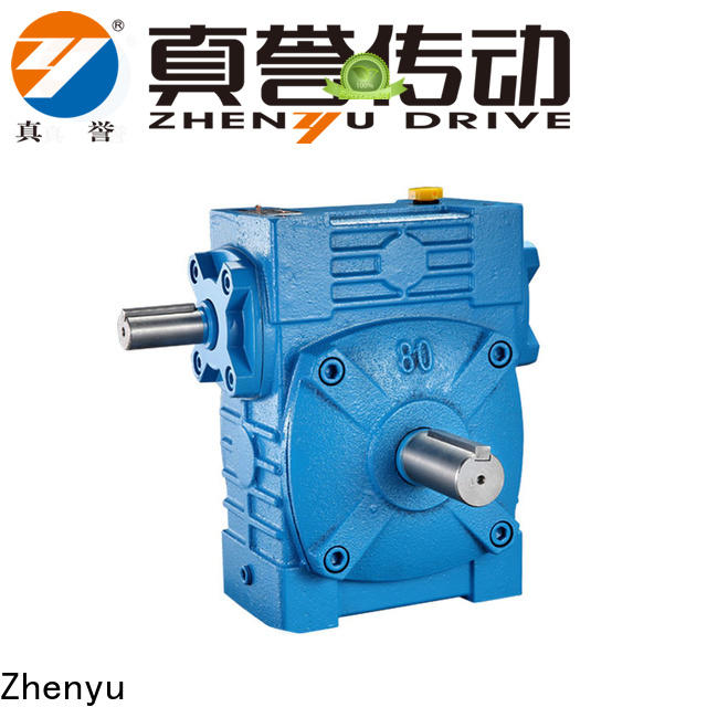 Zhenyu effective transmission gearbox for chemical steel