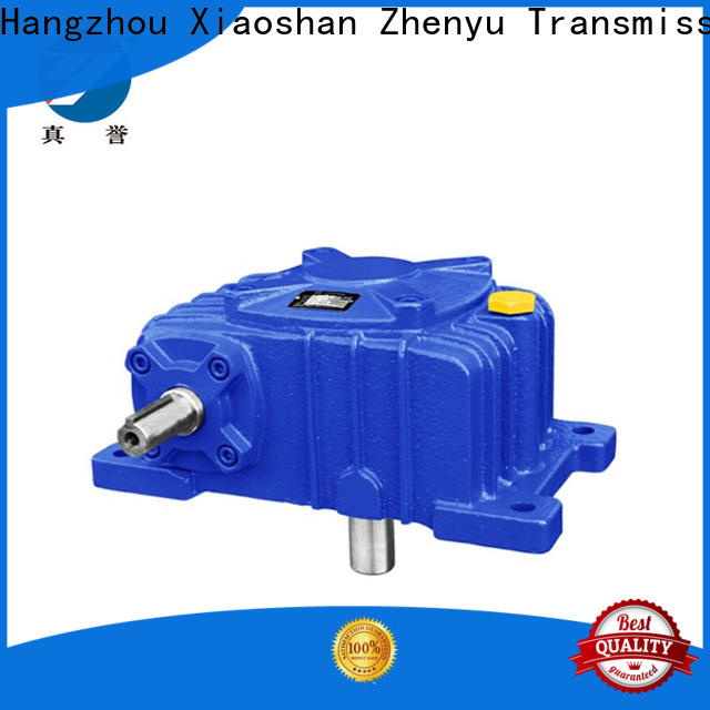 Zhenyu small gear reducers free quote for cement
