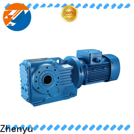 Zhenyu blue speed reducer for electric motor free quote for light industry