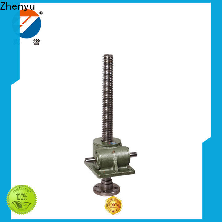 manual manual screw jack screw manufacturer for construction