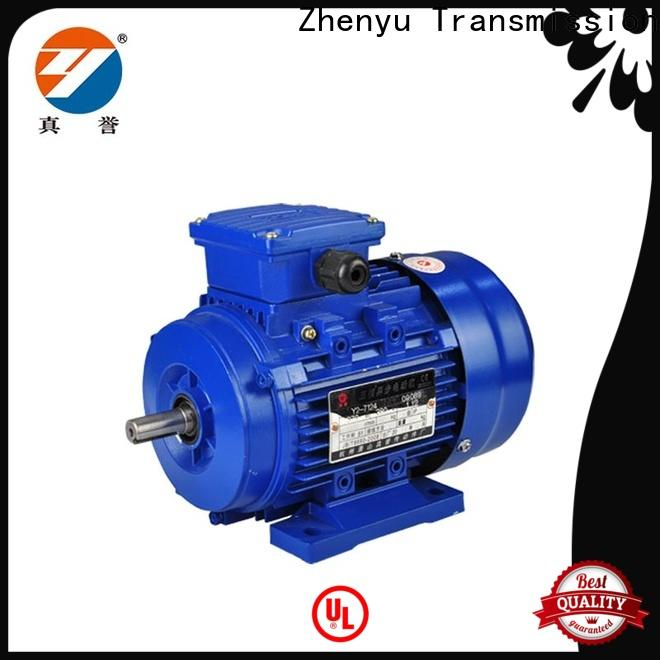 Zhenyu low cost single phase ac motor at discount for metallurgic industry