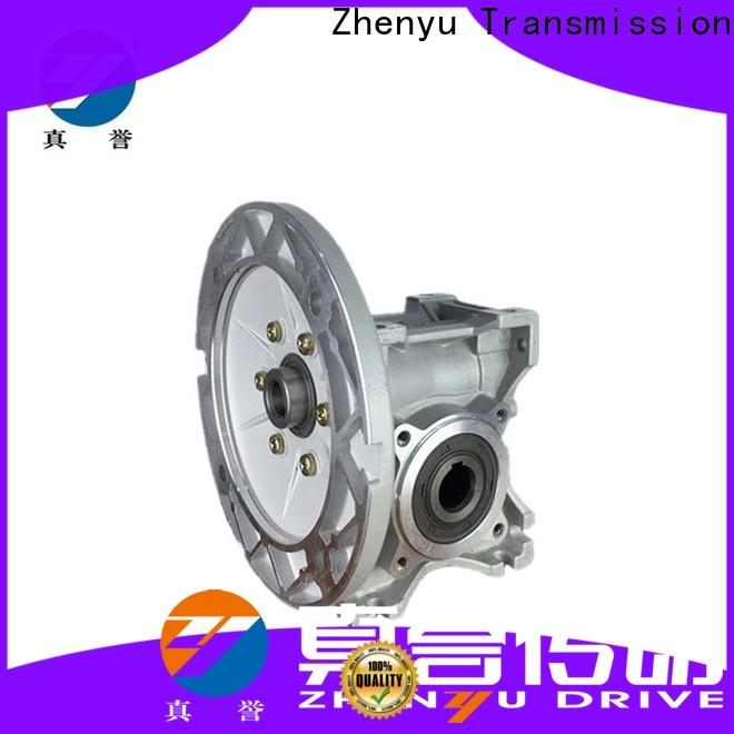 Zhenyu overview worm gear reducer certifications for printing