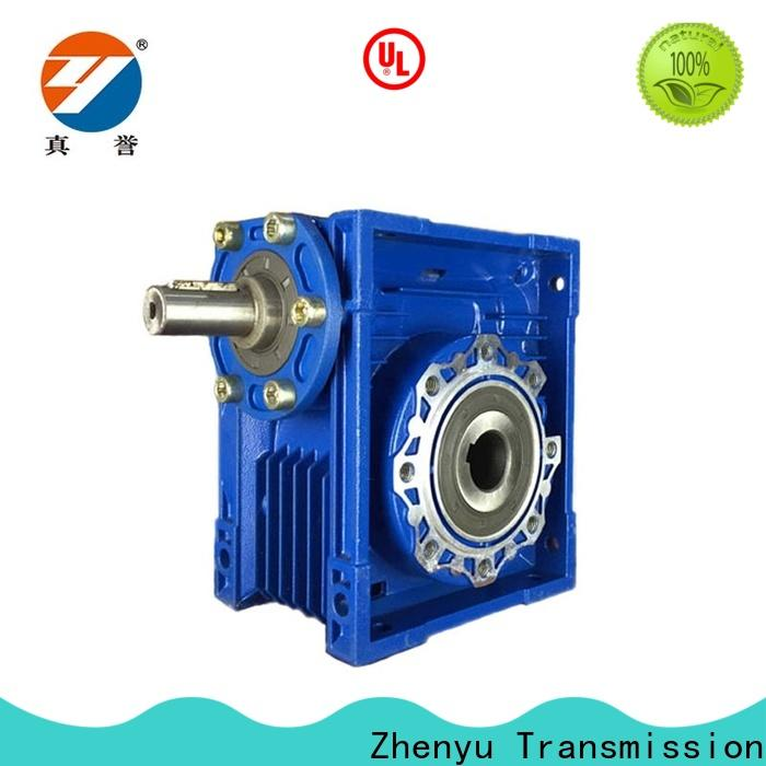 Zhenyu hot-sale transmission gearbox free design for construction
