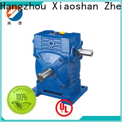 Zhenyu mechanical worm gear reducer long-term-use for lifting