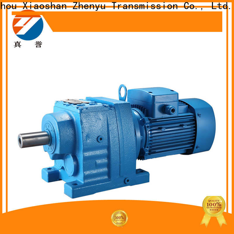 Zhenyu fine- quality gear reducers China supplier for cement