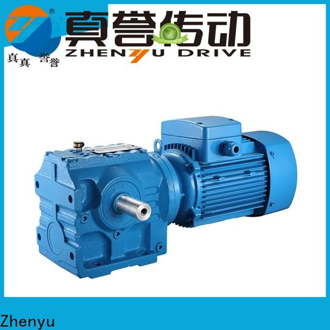 new-arrival reduction gear box electric China supplier for chemical steel