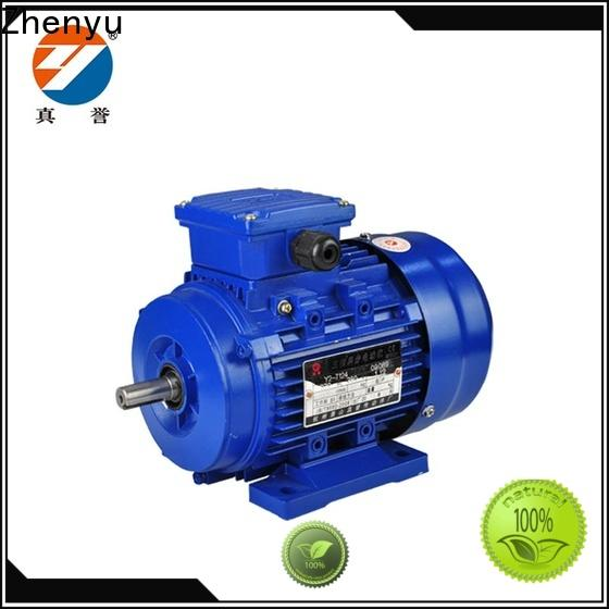 Zhenyu high-energy single phase ac motor at discount for mine