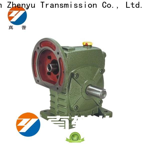 Zhenyu box gear reducers free design for mining