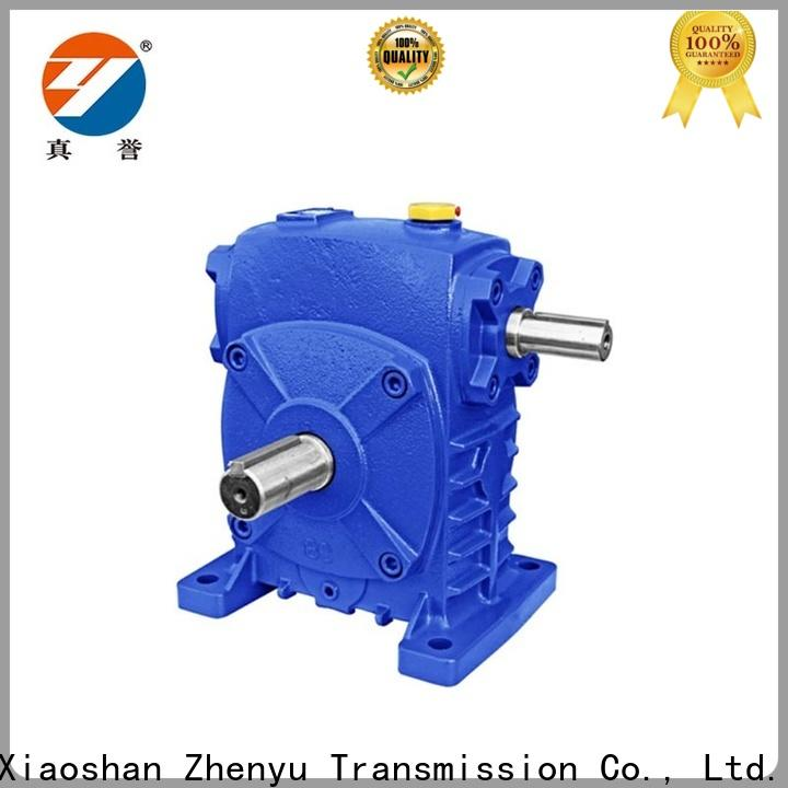 Zhenyu low cost drill speed reducer free quote for wind turbines