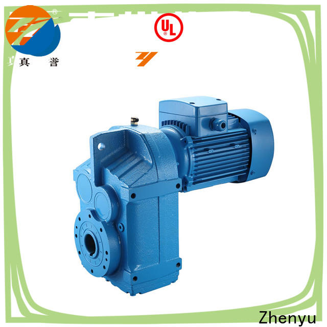 Zhenyu iron drill speed reducer long-term-use for chemical steel