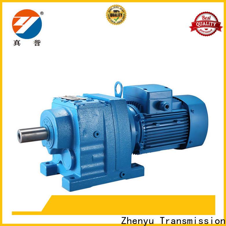 Zhenyu green reduction gear box for chemical steel