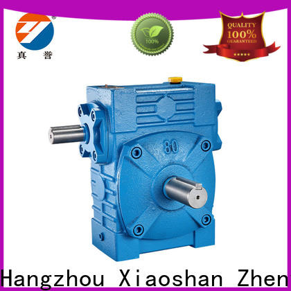 Zhenyu mounted variable speed gearbox widely-use for transportation