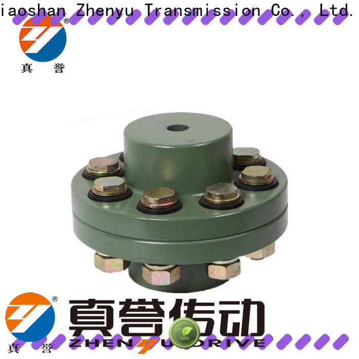Zhenyu flexible flexible gear coupling buy now for hydraulics