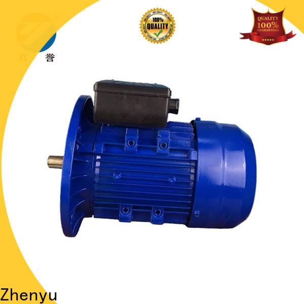 Zhenyu safety electric motor supply check now for textile,printing