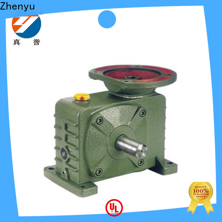 hot-sale speed reducer for electric motor wpw free design for light industry