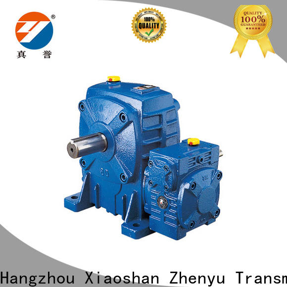 Zhenyu cast reduction gear box widely-use for mining