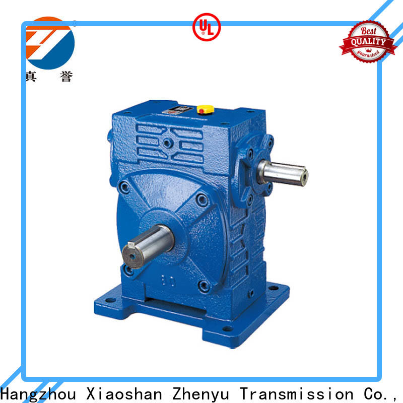 Zhenyu newly motor reducer free quote for construction