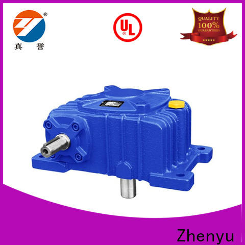Zhenyu mounted electric motor gearbox for metallurgical