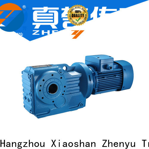 Zhenyu low gear reducers free quote for lifting