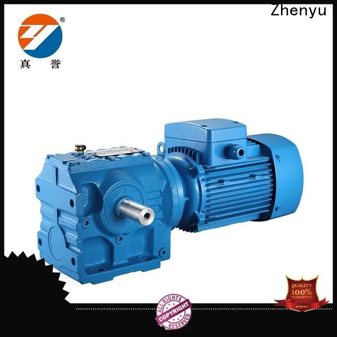 Zhenyu first-rate motor reducer free quote for construction