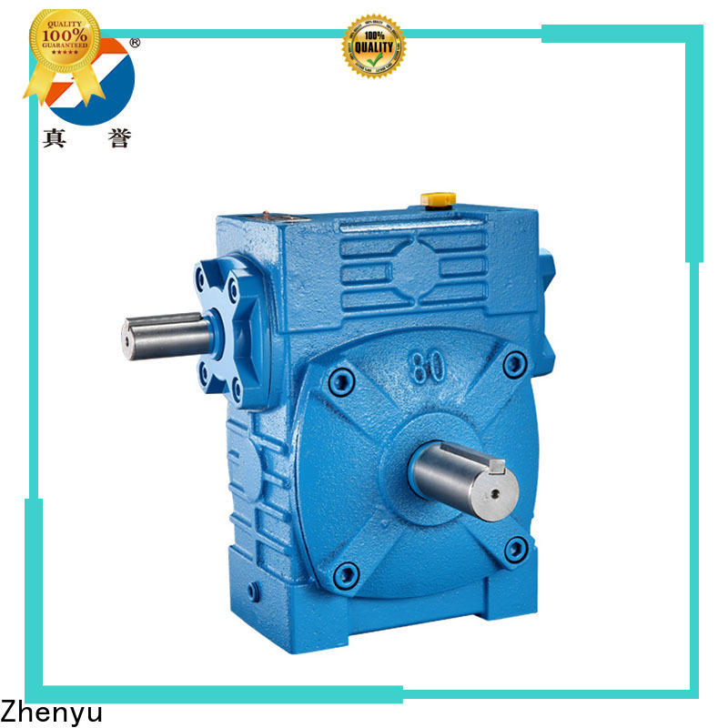 Zhenyu new-arrival gear reducer free quote for lifting