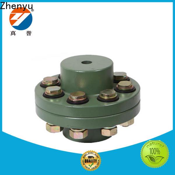 Zhenyu safety motor coupling maintenance free for printing
