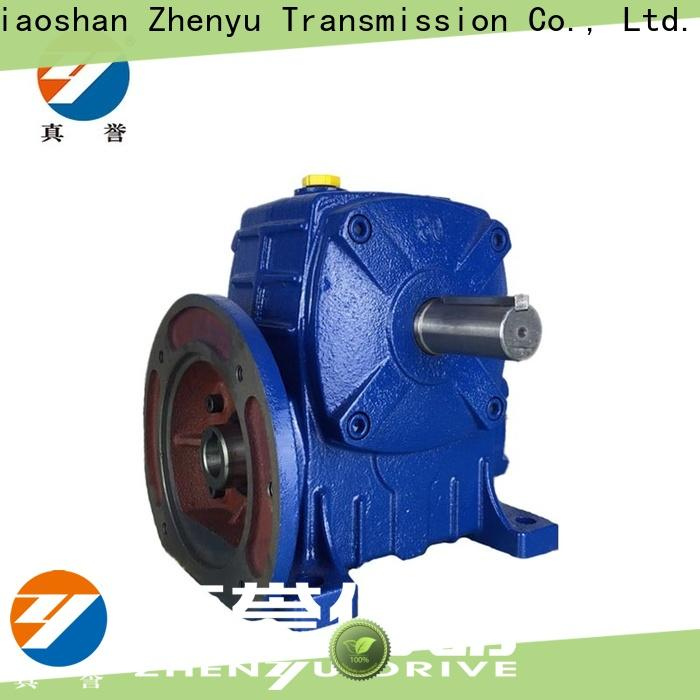 low cost speed reducer gearbox wpwd free design for light industry