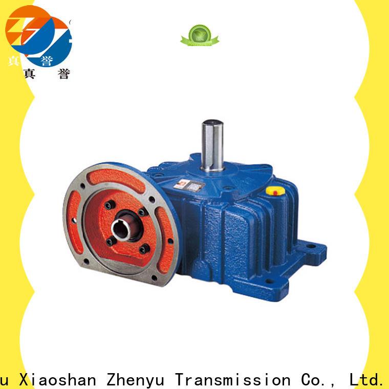 Zhenyu wpws worm gear speed reducer widely-use for mining